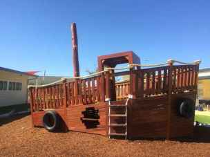 Nature Playground Perth - School