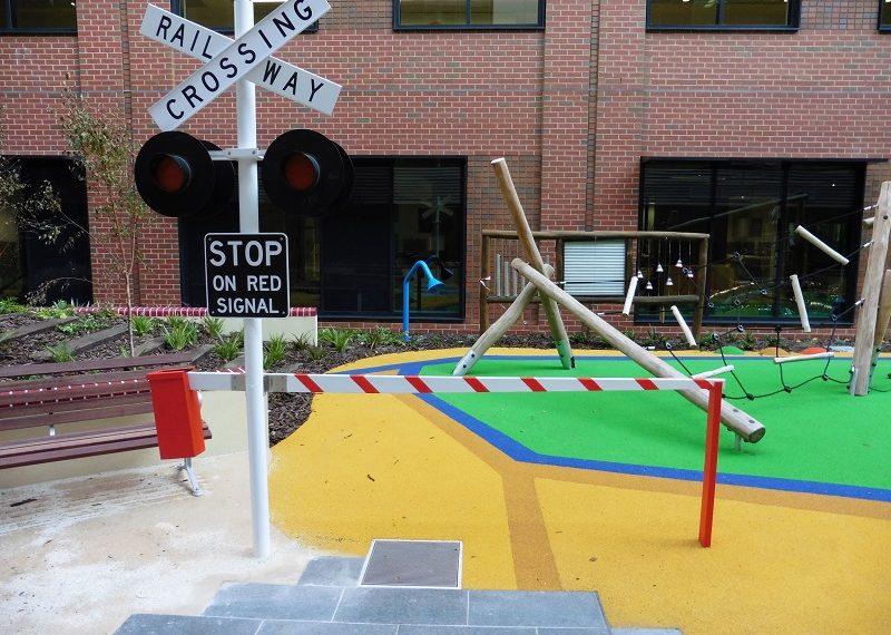 Midland Hospital Nature Playgrounds 3