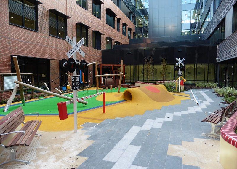 Midland Hospital Nature Playgrounds 5