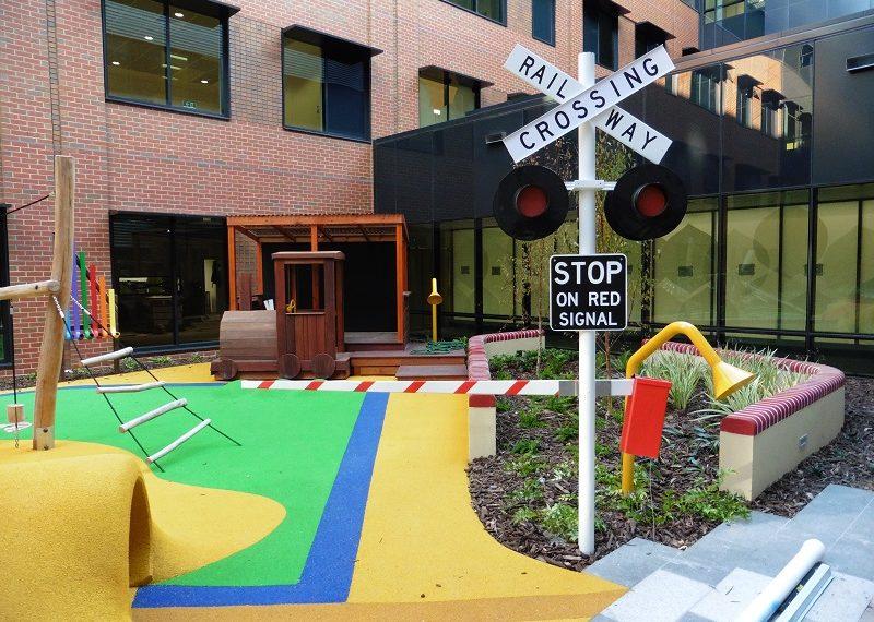 Midland Hospital Nature Playgrounds 6