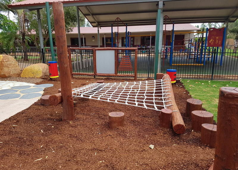 South Hedland Child Care Centre YMCA Nature Playgrounds 3