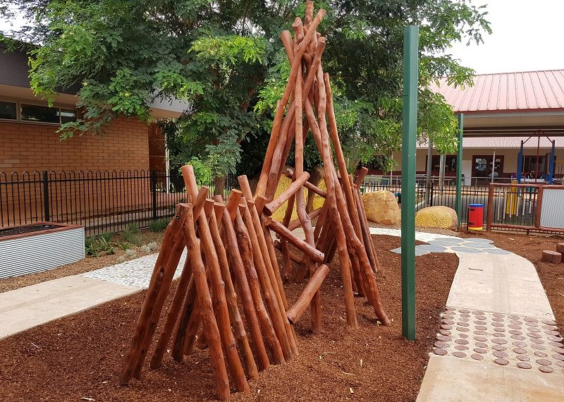 South Hedland Child Care Centre YMCA Nature Playgrounds 4