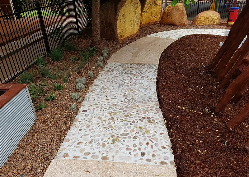 South Hedland Child Care Centre YMCA Nature Playgrounds 6