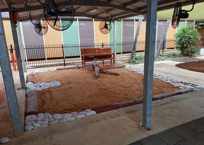 South Hedland Child Care Centre YMCA Nature Playgrounds 7
