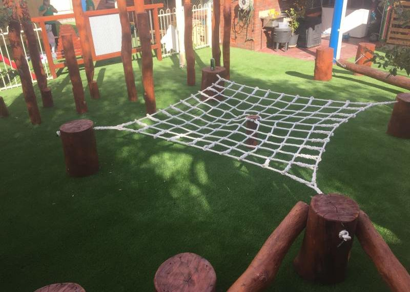 Woodlands Childcare Nature Playgrounds 2