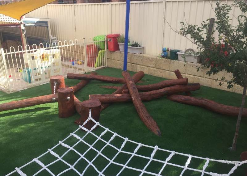 Woodlands Childcare Nature Playgrounds 3