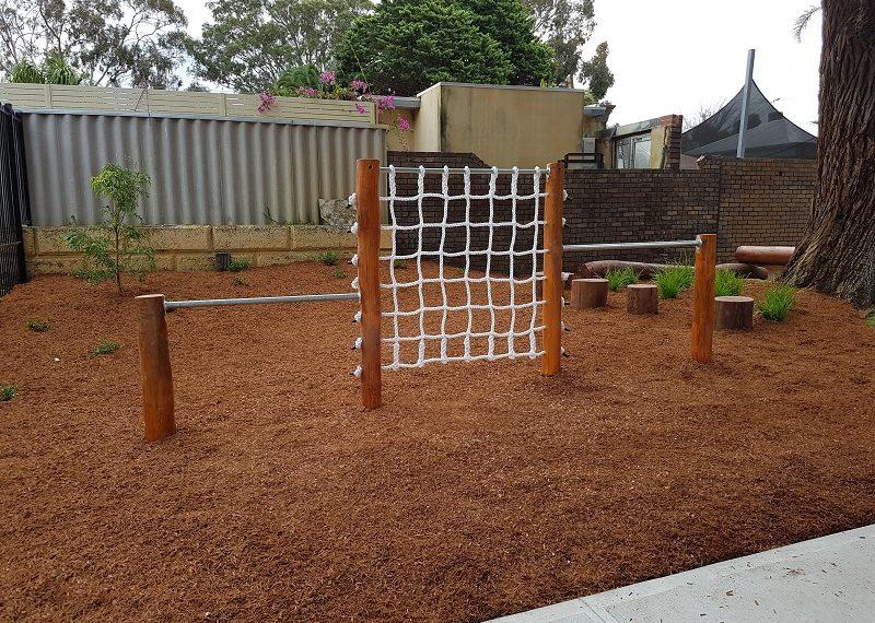 Davillia Primary School Nature Playgrounds 1