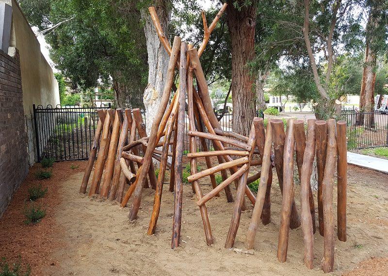 Davillia Primary School Nature Playgrounds 4