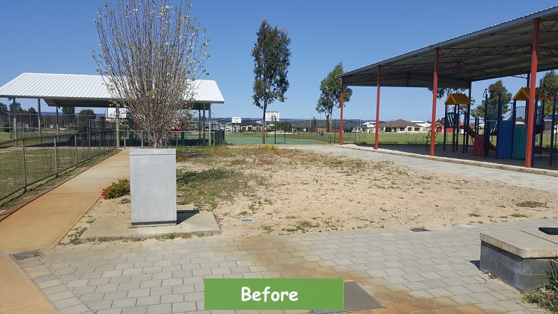 Excelsior Primary School Nature Playgrounds 1