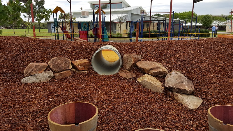 Excelsior Primary School Nature Playgrounds 2