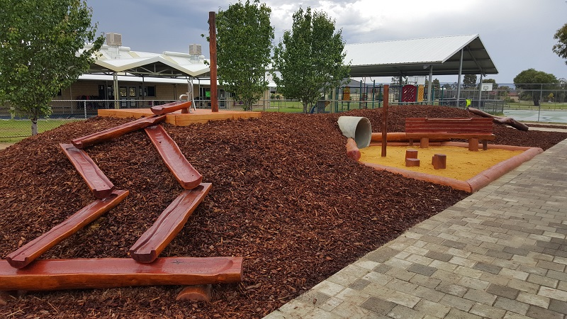 Excelsior Primary School Nature Playgrounds 6