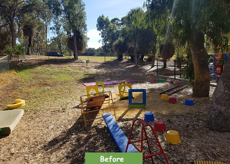Mullaloo Primary School Nature Playgrounds 1