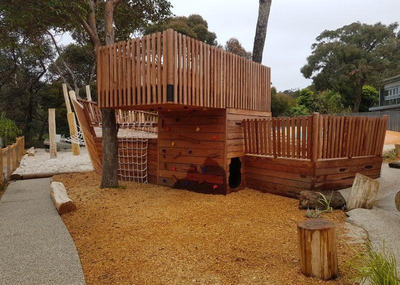 Big 4 Holiday Park Anglesea Nature Playgrounds 8