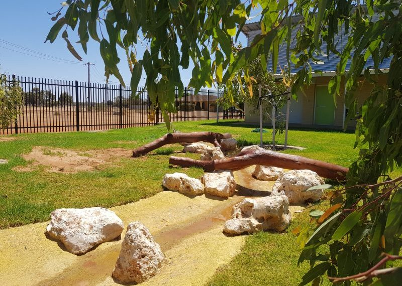 Carnarvon Community College Nature Playgrounds#10