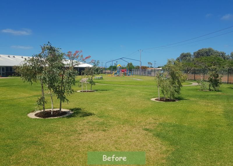 Carnarvon Community College Nature Playgrounds#2