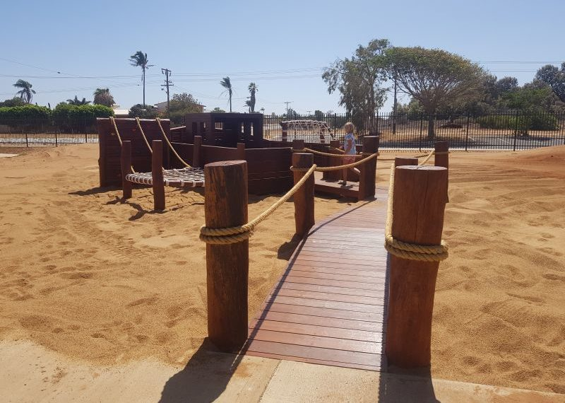 Carnarvon Community College Nature Playgrounds#3