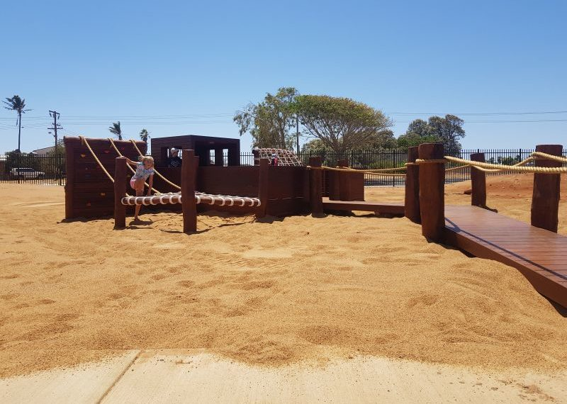 Carnarvon Community College Nature Playgrounds#4