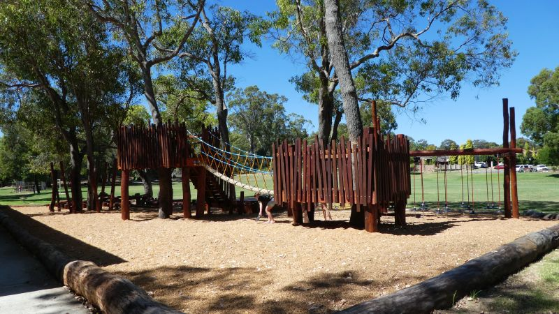 Davallia Primary School Nature Playgrounds#3