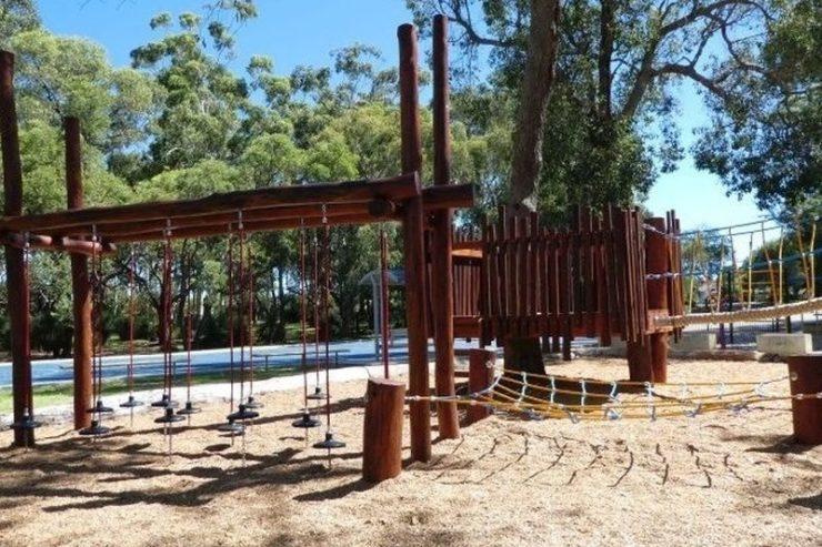 Davallia Primary School Nature Playgrounds#5 - Copy