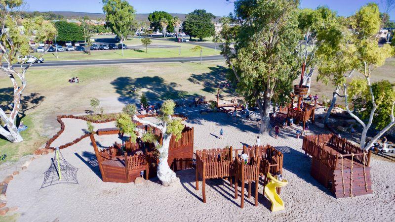 Kalbarri Nature Playgrounds 3