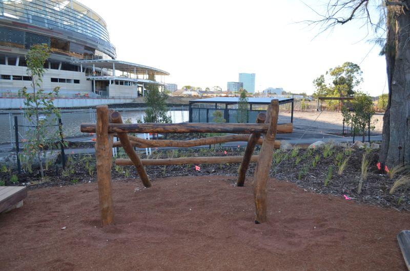 Perth Stadium 5 Nature Playgrounds