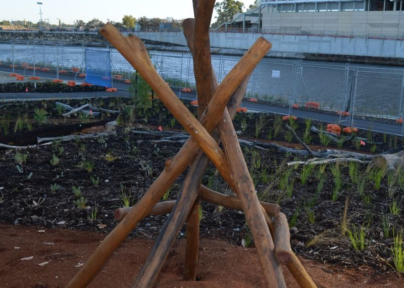 Perth Stadium 6 Nature Playgrounds