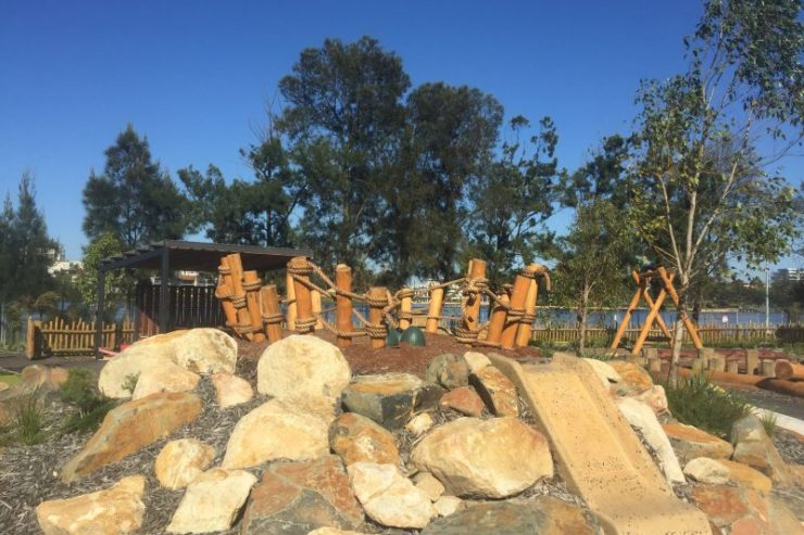 Perth Stadium 9 Nature Playgrounds