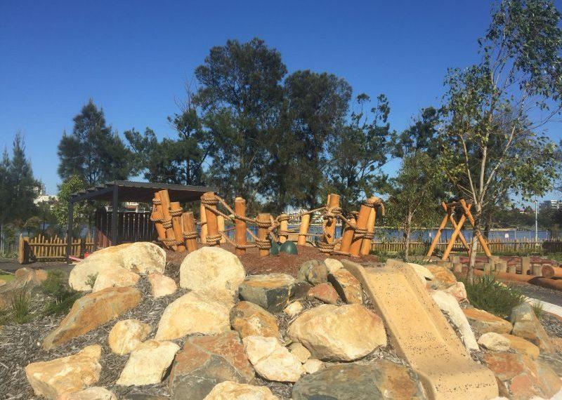 Perth Stadium 9 Nature Playgrounds