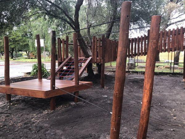 Nature Playgrounds balancing sub