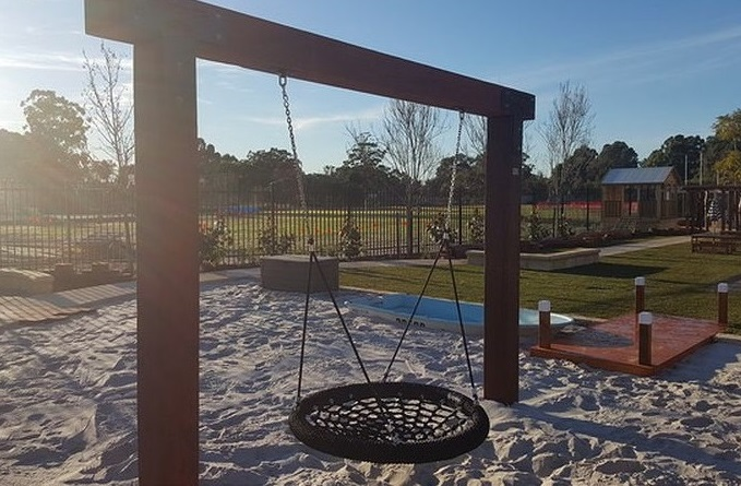 Nature Playgrounds Swing Sets main