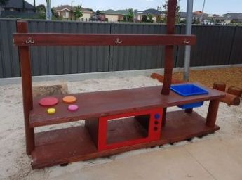 Nature Playgrounds sand kitchens sub