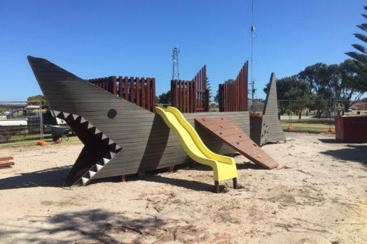 Cervantes Oval Nature Playground 6