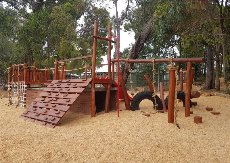 Chidlow Primary School Nature Playgrounds 2