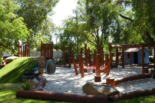 Conon Road Kindergarten Nature Playgrounds 00