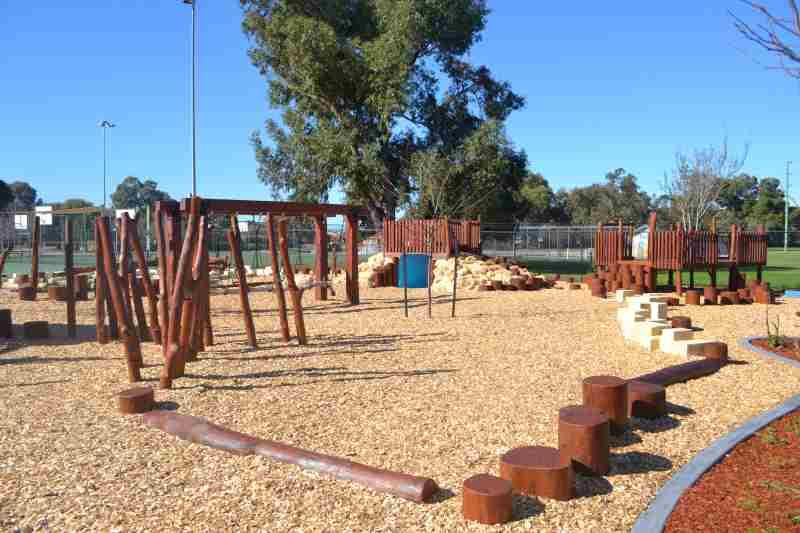 Ballajura PS Nature Playgrounds #12