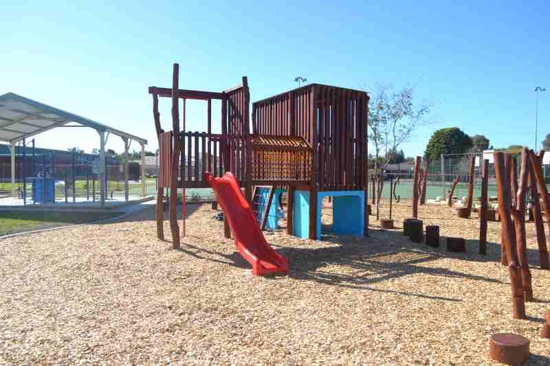 Ballajura PS Nature Playgrounds #13