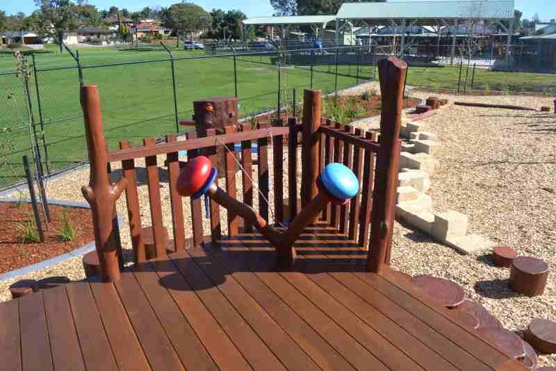 Ballajura PS Nature Playgrounds #4