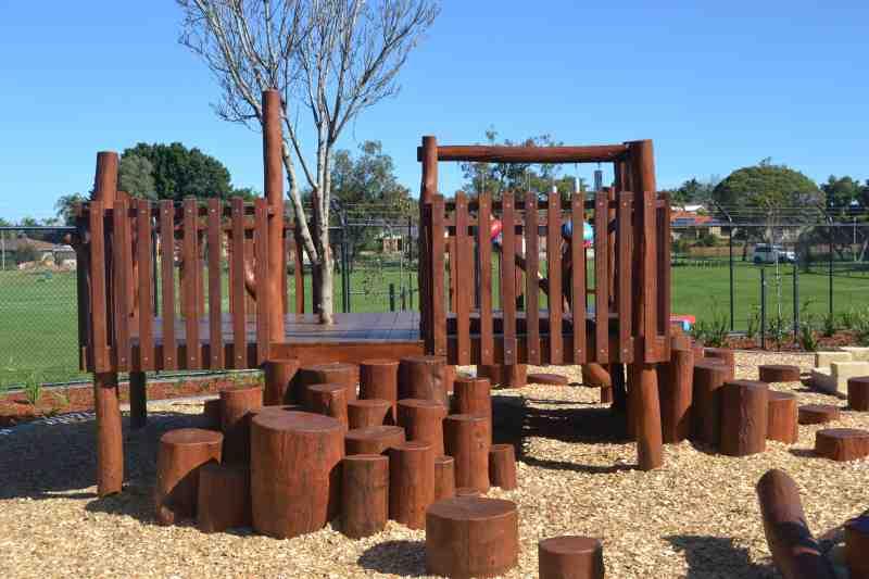 Ballajura PS Nature Playgrounds #5