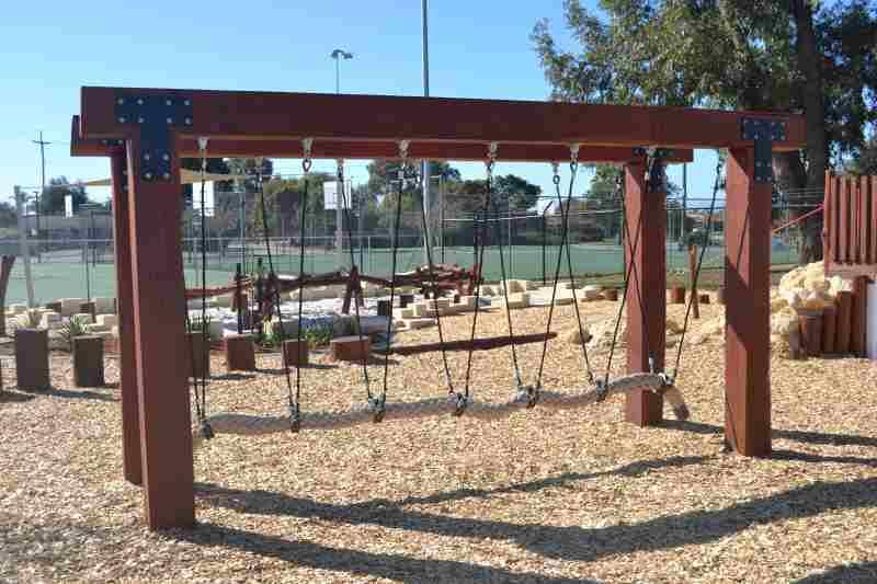 Ballajura PS Nature Playgrounds #6