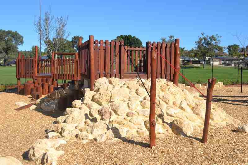 Ballajura PS Nature Playgrounds #8