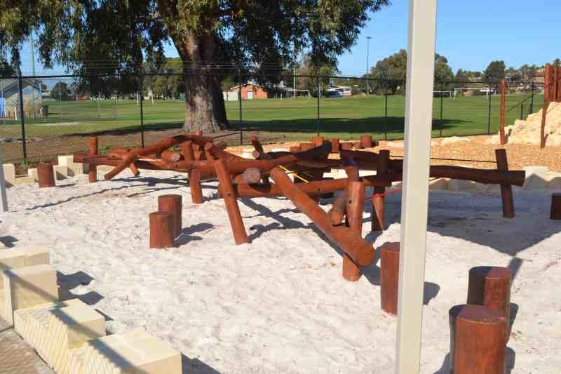 Ballajura PS Nature Playgrounds #9