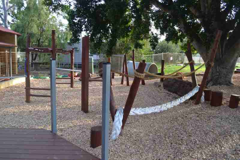 Dianella PS Nature Playgrounds#2