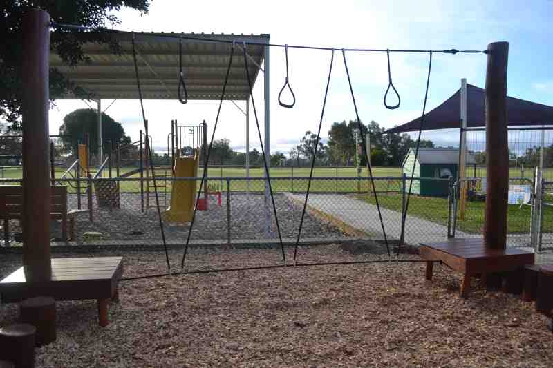 Dianella PS Nature Playgrounds#4