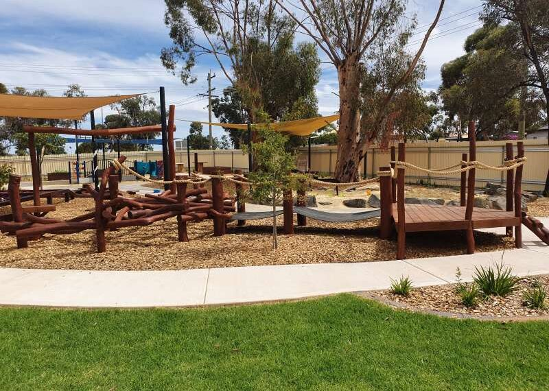 Full Circle Therapies Nature Playgrounds#3