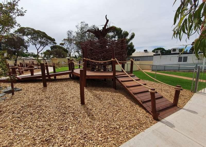 Full Circle Therapies Nature Playgrounds#8