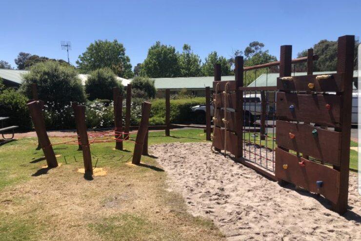 Nature Playgrounds Summerstar Tourist Park#1
