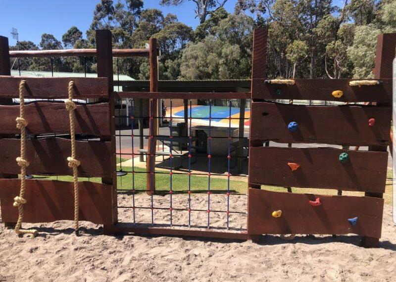Nature Playgrounds Summerstar Tourist Park#2