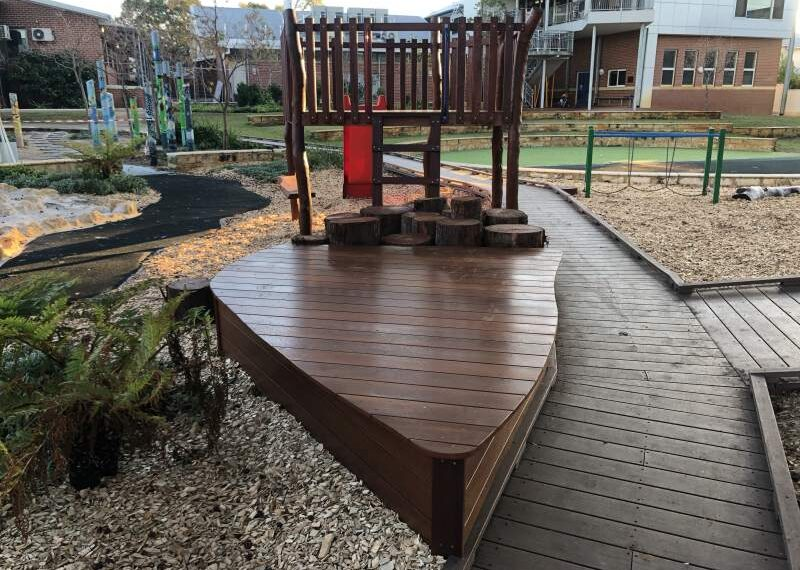 Nature Playgrounds West Leederville PS#7