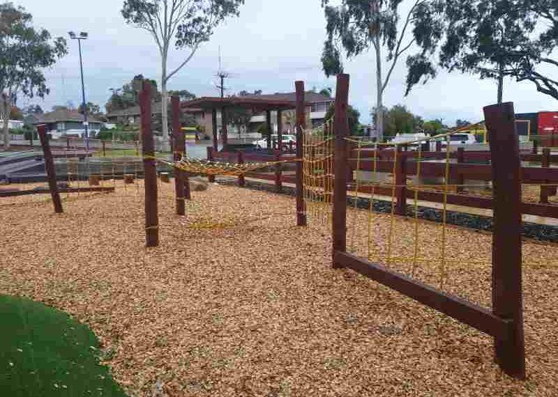 Northam Youth Precinct Nature Playgrounds#1
