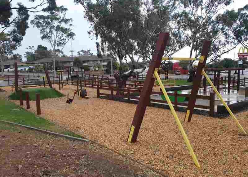 Northam Youth Precinct Nature Playgrounds#5